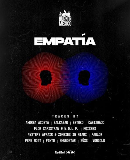 EMPATÍA, el nuevo compilado de Born in Mexico