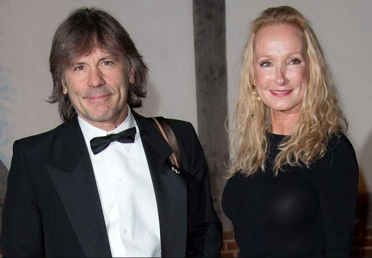 Paddy Bowden, esposa separada del cantante de Iron Maiden, Bruce Dickinson, fue encontrada muerta