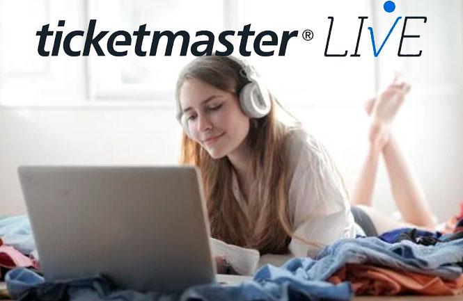 Conoce la plataforma de Ticketmaster LIVE