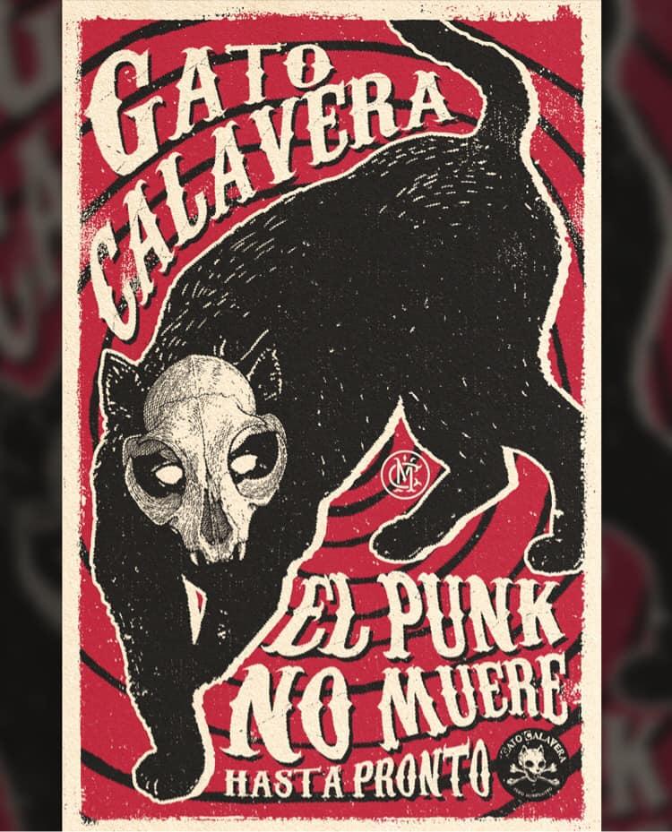 Mediante un comunicado en su página de facebook, se dió a conocer que el foro cultural Gato Calavera cierra sus puertas debido a esta época de in...
