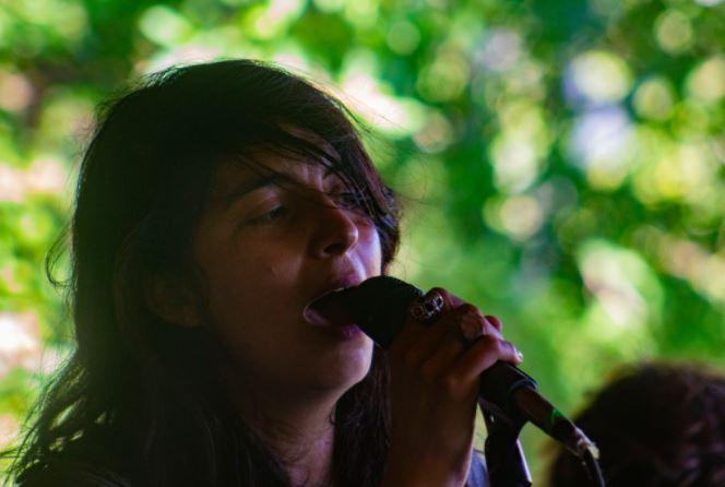 SEÑORA KONG presenta RECICLAMORTZ,  música para reciclar y sanar al planeta