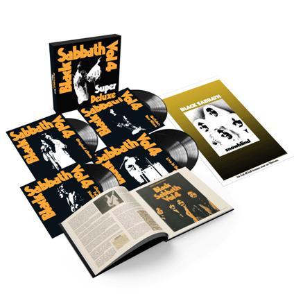 Black Sabbath lanzó su cuarto álbum en 1972 con el curioso título de 'Vol.4'. En el disco se incluyeron nuevos temazos (ahora clásicos del Rock)...