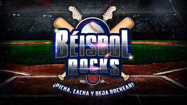 BEISBOL ROCKS del 18 al 21 de marzo ¡Picha, cacha y deja rockear!!