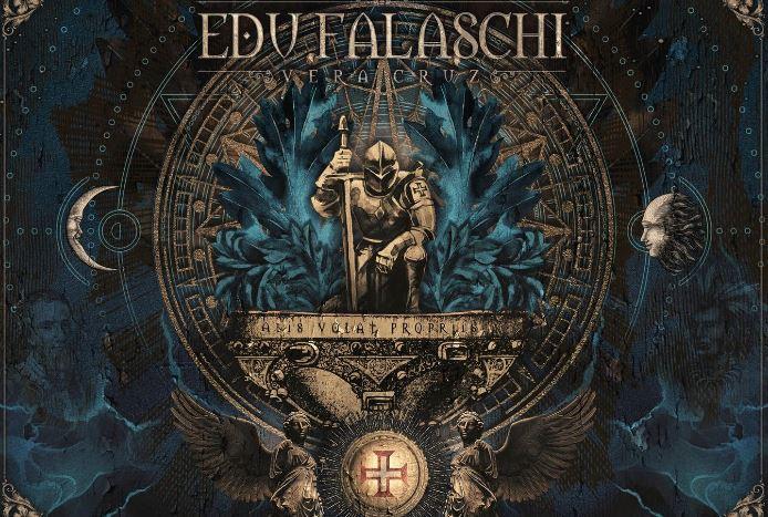 EDU FALASCHI anuncia el lanzamiento mundial de su nuevo álbum 'VERA CRUZ' y línea de productos