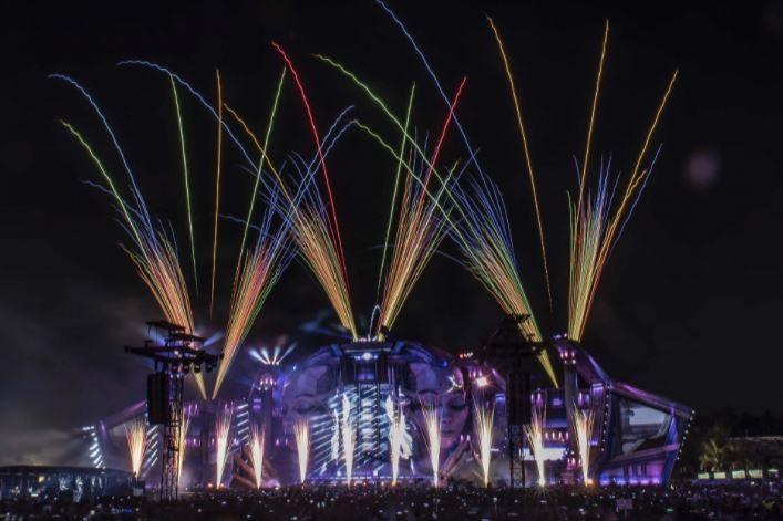 El Corona Capital y el EDC son reconocidos entre los más importantes festivales de la década