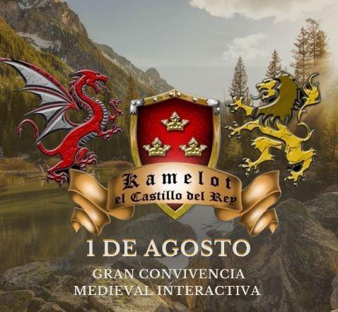 El espectáculo medieval KAMELOT EL CASTILLO DEL REY y el 4º. FESTIVAL INTERNACIONAL DE HADAS Y DUENDES llegan al ajusco en agosto