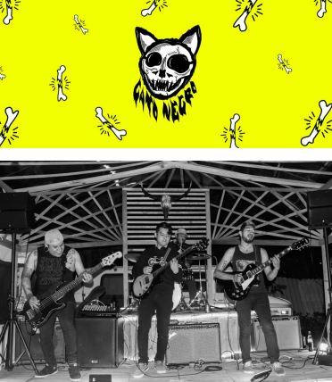 Conoce el garage punk de GATO NEGRO