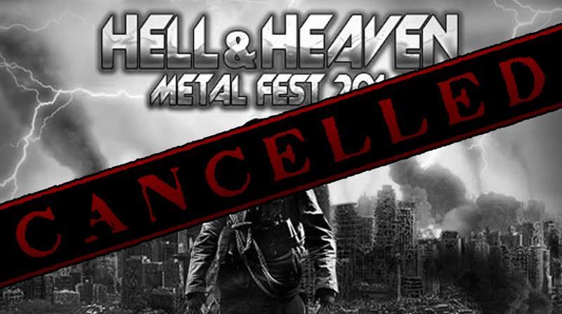 Hell & Heaven Corona Metal Fest 2014 un desastre internacional
