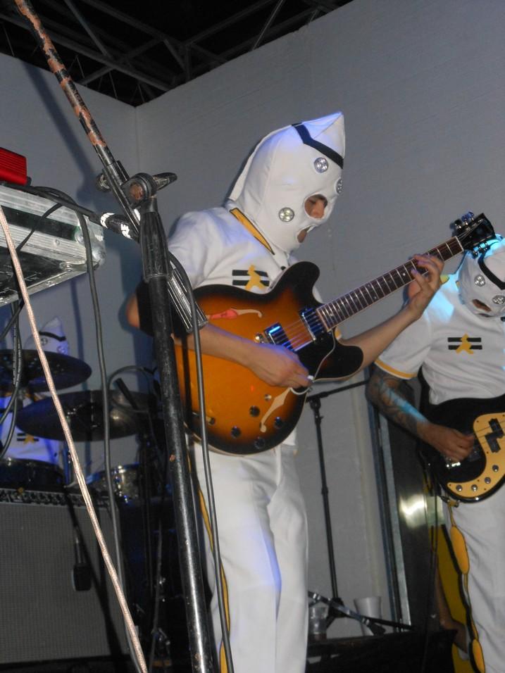 La noche de Austin TV en Mérida.