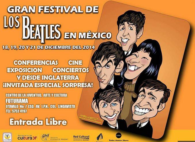 GRAN FESTIVAL DE LOS BEATLES 2014