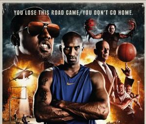 THE BLACK MAMBA - Protagonizada por Kobe Bryant