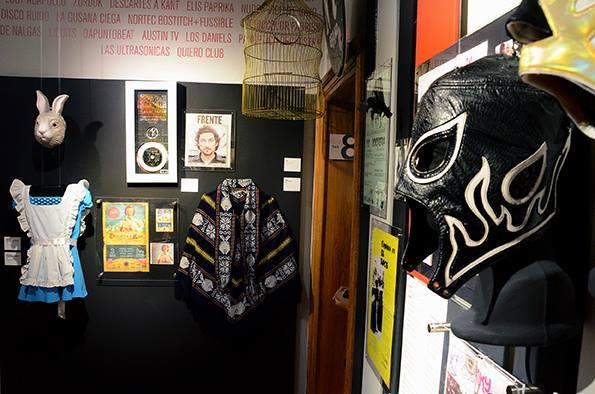 EXPOSICION EL ROCK EN MEXICO: 1955 - 2010  en el MODO