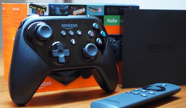 Llega al mercado Amazon Fire TV, una nueva consola de videojuegos y más.