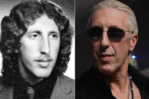 Dee Snider - antes & después