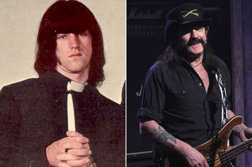 Lemmy - antes & después