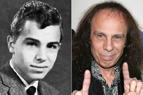 Slash - antes & después
