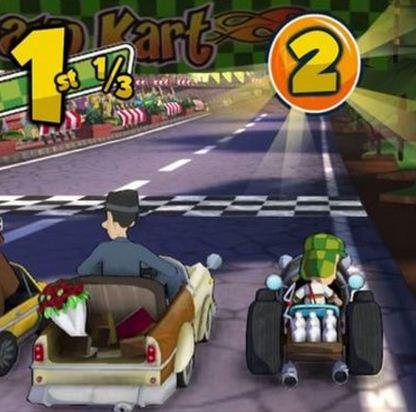 EL CHAVO KART, un nuevo título de carreras para Xbox 360 y Playstation 3 se lanzará a fines de año, anunció Televisa.