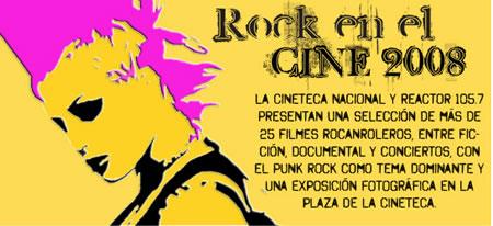 Rock en el Cine 2008 - Todo Septiembre