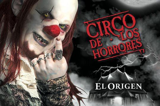 El Circo de los Horrores llega al Teatro Moliere