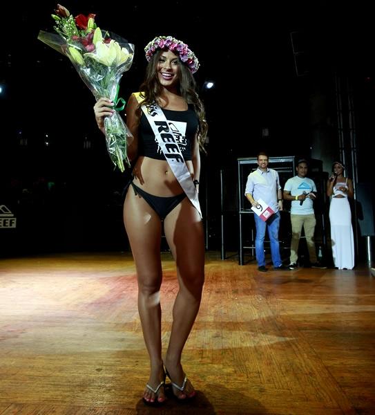 Conoce a Coral, ganadora del Miss Reef México 2014