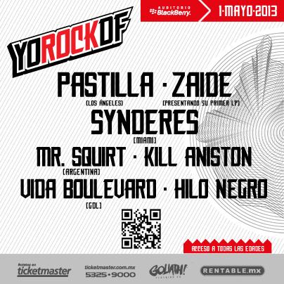 YO ROCK DF - 1 MAYO 2013