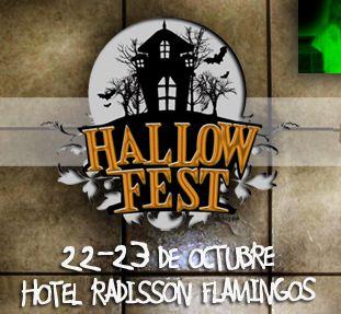 HALLOW FEST 2011 - 22 y 23 de Octubre