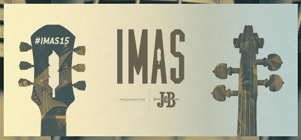 LOS IMAS 2015 - Ganadores
