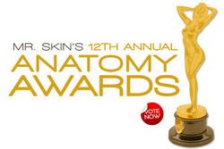 MR SKIN ANATOMY AWARDS 2011, conoce los ganadores.