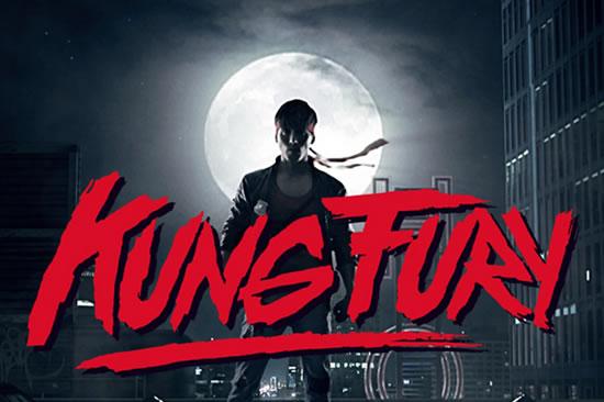 KUNG FURY, homenaje a las películas de acción de los 80´s