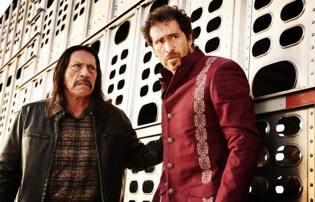 MACHETE KILLS, película dirigida por Robert Rodriguez, próximo estreno.