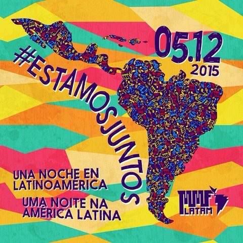Latinoamérica vibra música - 5 de diciembre