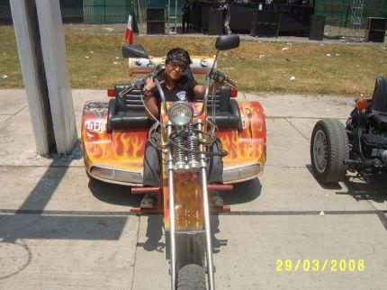 ALMOLOYA BIKER FEST 2008