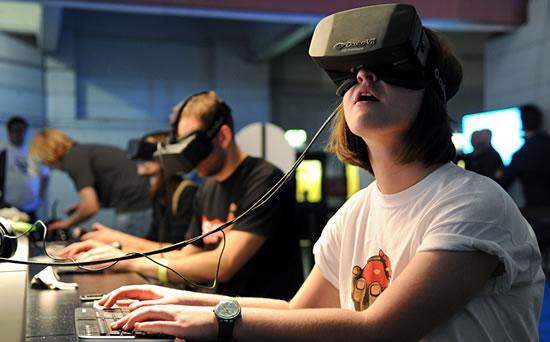 Llega el Oculus Rift a inicios del 2016