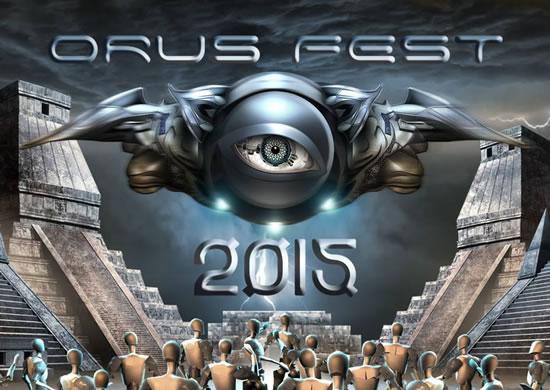 ORUS FEST 2015 en VD+