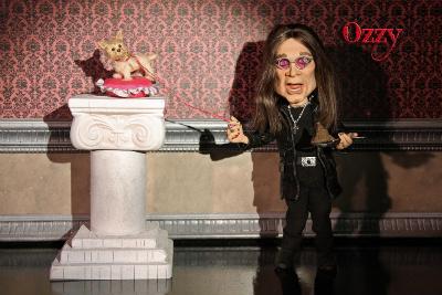The Osbournes regresan a la TV, ahora en versión animada.