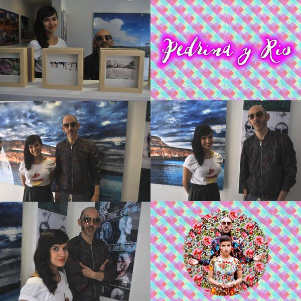 Pedrina y Rio, entrevista en México