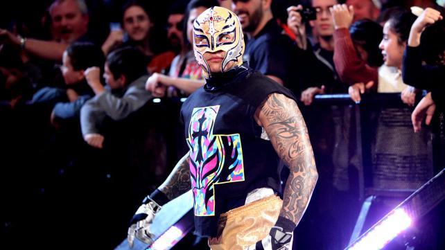 Rey Mysterio Jr. debuta en AAA