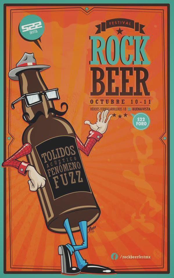 ROCKBEER FEST - 10 y 11 de Octubre