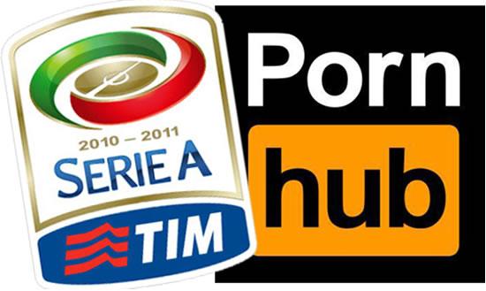 Pornhub.com quiere patrocinar un equipo italiano de la Serie A