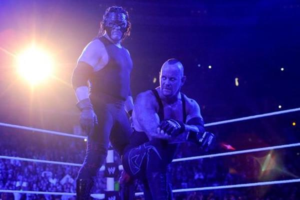 Undertaker y la WWE en México