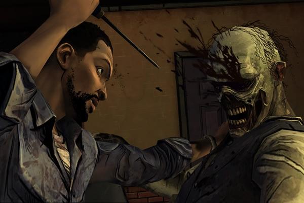 THE WALKING DEAD - El videojuego