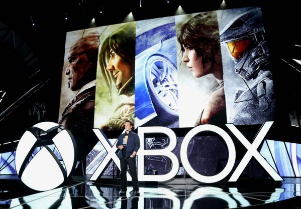 XBOX E3 y su alineación de videojuegos para el 2015