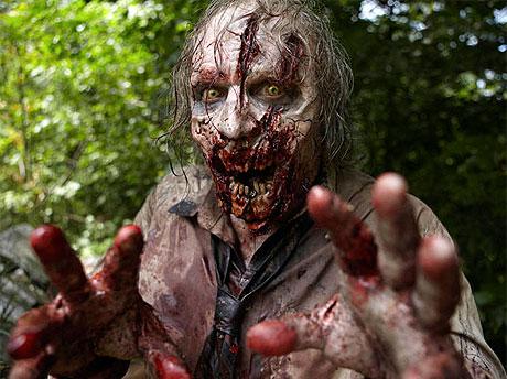 Zombies y m�s zombies en Octubre.