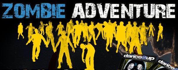 ZOMBIE ADVENTURE & DREAMLAND - 16 y 17 de Noviembre, Aquasplash Morelos