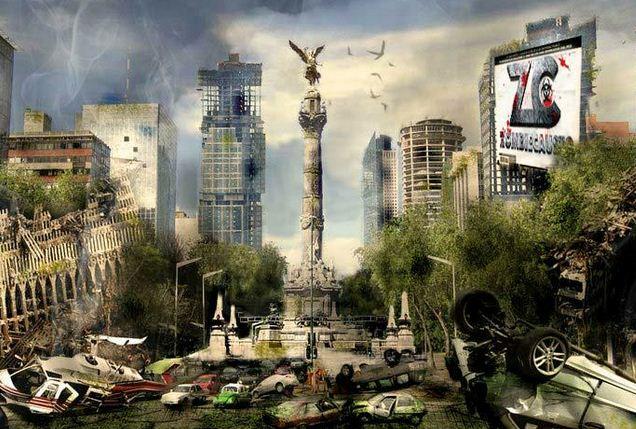 ZOMBIECAUSTO, carrera zombie en México