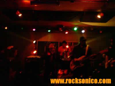Metropolis Rock Stage
