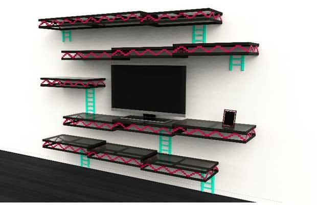 Muebles de Donkey Kong