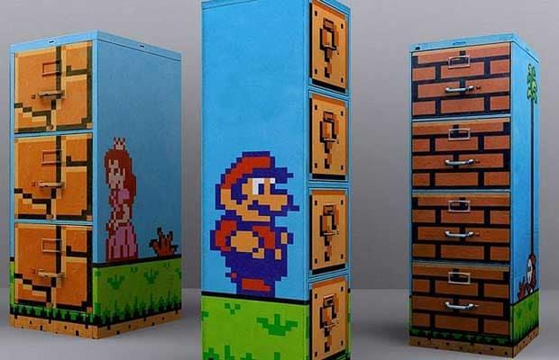 Ropero de Mario Bros