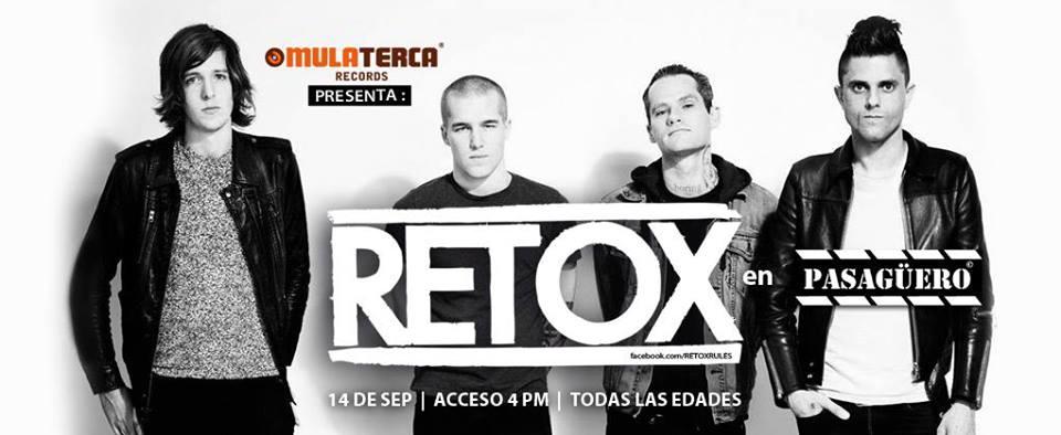 RETOX en la Ciudad de México14 de Sep en Pasagüero,