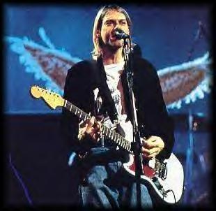 14 AÑOS SIN KURT COBAINRecordando el legado de Nirvana,